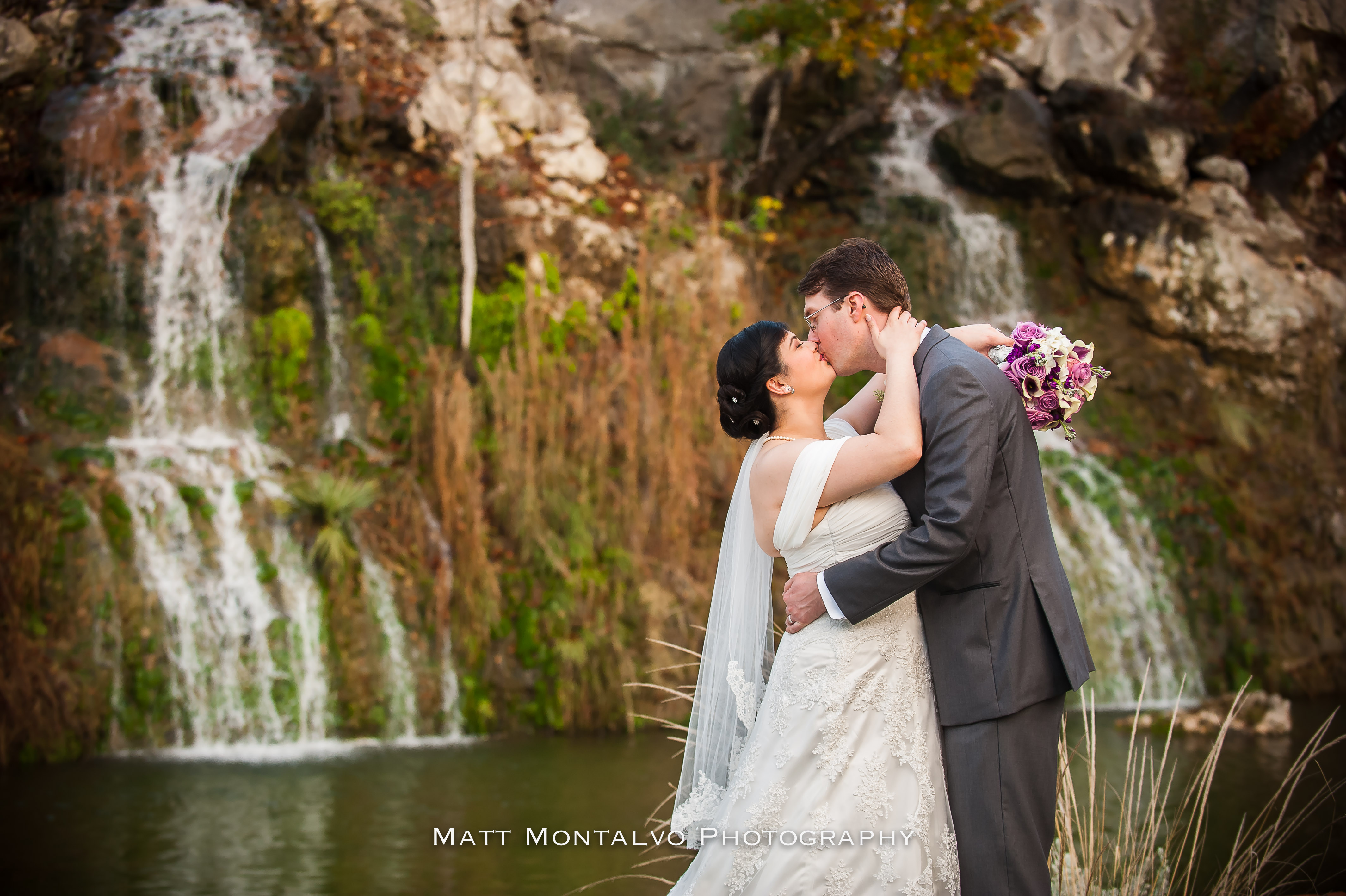 The Lodge at Bridal Veil Falls wedding photography | Jackie & Adam – Spring Branch, TX » Matt Montalvo Photography