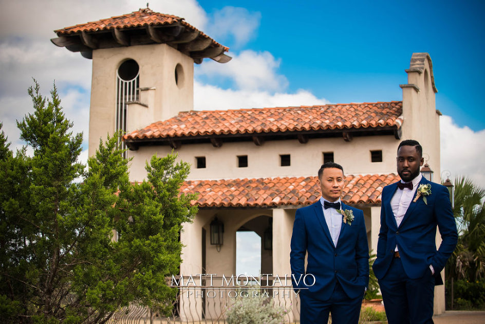 Same Sex Elopement At Chapel Dulcinea