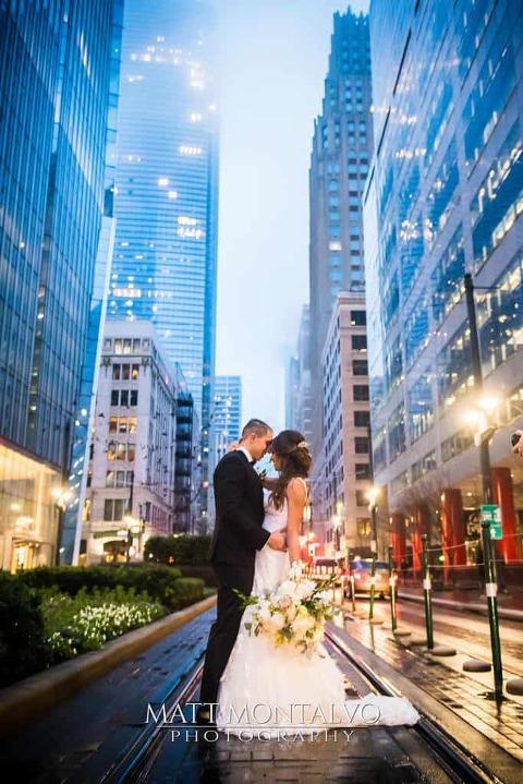 Crystal Ballroom Wedding Photography In Houston Tx With Mona Ty